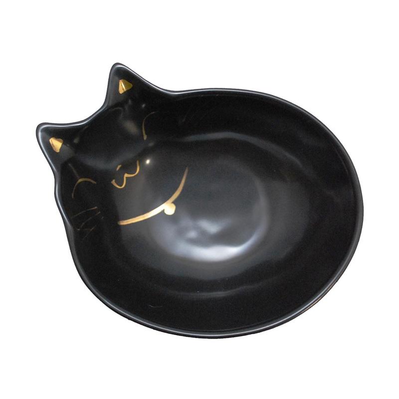 猫の耳 深皿