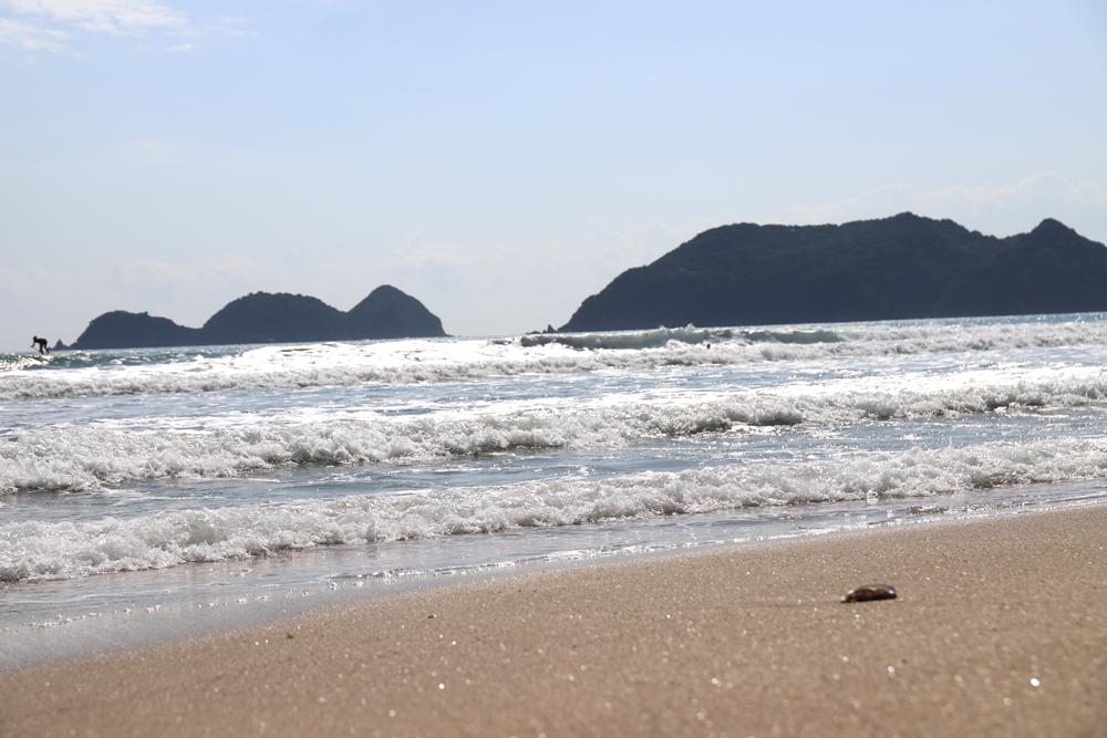 宮崎県の恋ヶ浦 海