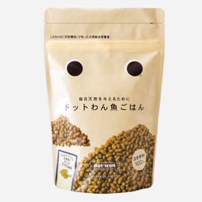 ドットわん 魚ごはん(500g)