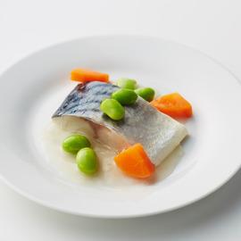 鯖のやわらか煮